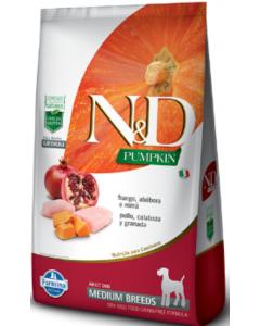 N&D Pumpkin Adult Medium Frango