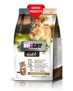 Br For Cat Wild Kitten 3 kg