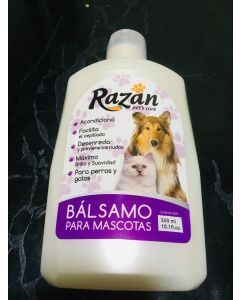 Razan Balsamo 300 ml - Ciudaddemascotas.com