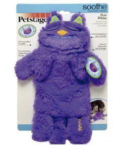 Petstages juguete ronroneador Purr Pillow