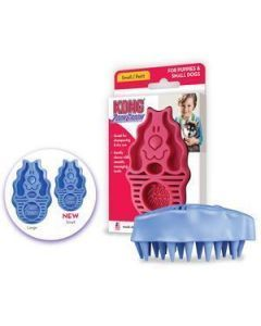 Kong perro zoom groom cepillo small