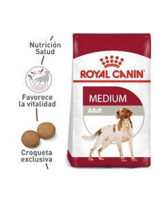 Royal Canin Size Health Nutrition Medium Adulto