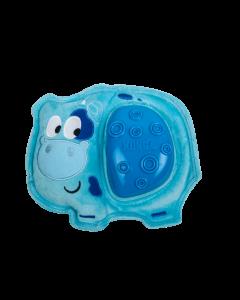 Kong Perro Peluche Runtz Vaca Azul