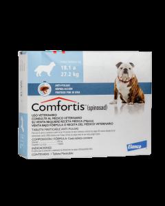 Comfortis Perro 18 a 27 Kg para Perros  - Ciudaddemascotas.com