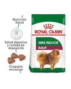 Comida para Perros Royal Canin indoor Adulto-Ciudaddemascotas.com