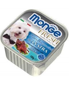 Monge Fresh Pate con Pato 100 g