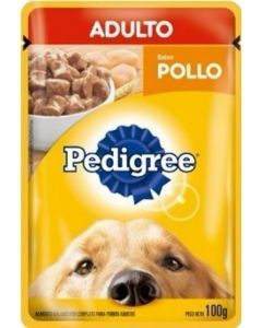 Pedigree Pouch Adulto Pollo 100 g