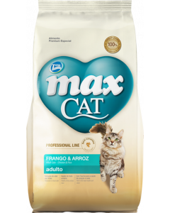 Total Max Cat Professional Adulto Frango & Arroz