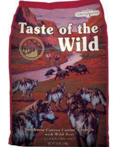 Taste Of The Wild Southwest para Perros-Ciudaddemascotas.com