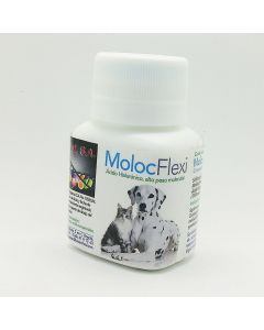 Moloc Flexi Nutraceutico Articular x 60 tab