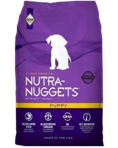 Comida Nutra Nuggets Cachorro para Perros - Ciudaddemascotas.com