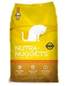 Comida Nutra Nuggets Mantenimiento - Ciudaddemascotas.com