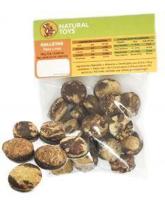 Snacks para perros MiniNuggets de fibra natural- Ciudaddemascotas