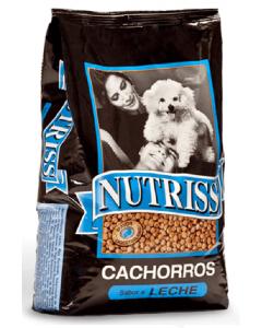 Comida Nutriss Cachorros Sabor A Leche - ciudaddemascotas.com