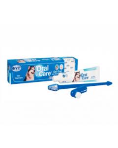 Oral care + doble cepillo x 80 gr