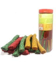 Snacks para perros Palitos de fibra natural-ciudaddemascotas.com