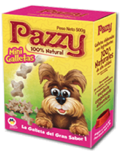 Galletas Patsy Mini para Perro Caja - P80