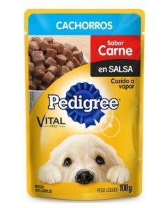 Pedigree Pouch Puppy Carne 85 g - P80