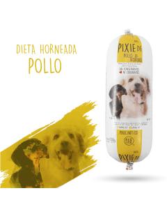 Alimento Humedo Pixie Horneada Pollo  Horno-Ciudaddemascotas.com
