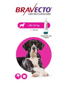 Bravecto Para Perro Spot on 40 - 56 Kg-Ciudaddemascotas.com