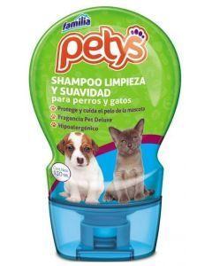 shampoo limpieza y suavidadpetys x 150 ml  - P80