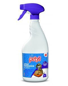 Petys Spray Removedor de Pelos 450 Ml