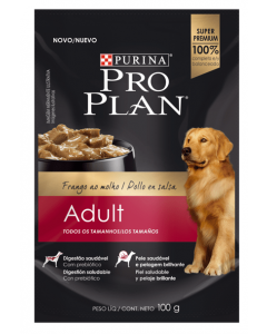 Pro plan pouch Adult Chicken x 100 g