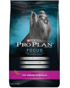 Pro Plan Perros Adulto Focus Toy Breed 2,27 kg