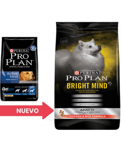 Pro Plan Perros 7+ Bright Mind Raza Grande 13.6kg