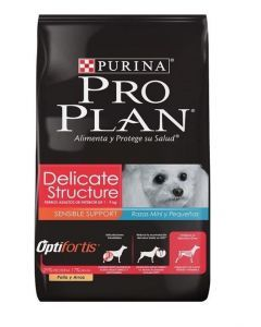 Pro plan Delicate Structure Small Breed
