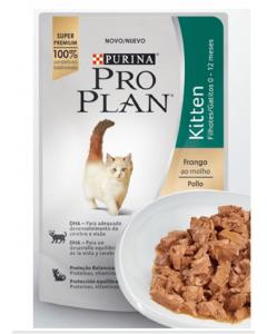 Pro plan pouch kitten x 85 gr
