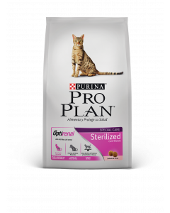 Pro Plan Cat Sterilized Salmon y Arroz