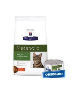 Comida para gatos Hill's Diet Metabolico-Ciudaddemascotas.com