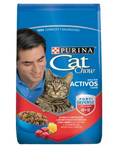 Purina Cat Chow Para Gatos Adultos Activos