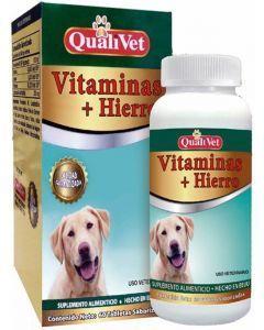 Vitaminas + Hierro Suplemento Para Perros x 60 Tab