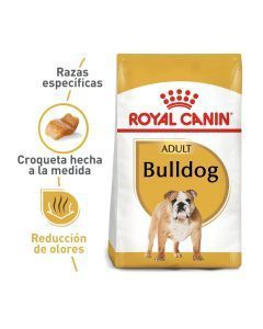 Comida Royal Canin Breed Nutrition Bulldog - ciudaddemascotas.com