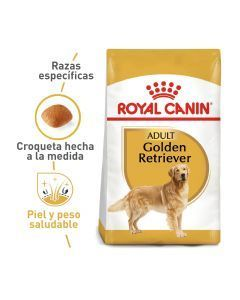 Royal canin breed health nutrition golden retriever 13.6 kg