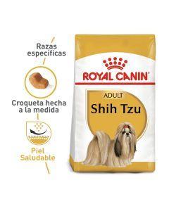Comida Royal Canin Shih Tzu Adulto 1.5 Kg - Ciudaddemascotas.com