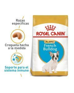 Royal Canin French Bulldog Junior x1.3 kg-Ciudaddemascotas.com
