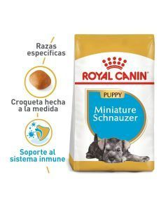 Royal Canin Breed Health Nutrition Mini Schnauzer Puppy x 1,13Kg