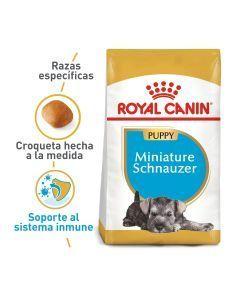 Comida para Perros Royal Canin Schnauzer-Ciudaddemascotas.com