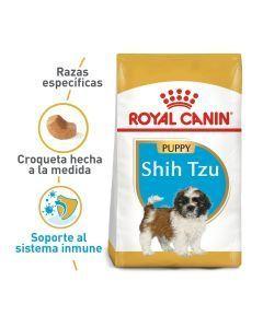 Comida Royal Canin Health Nutrition Shih Tzu - Ciudaddemascotas.com