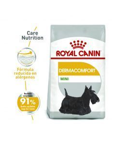 Comida Royal Canin Care Nutrition Mini Derma - Ciudaddemascotas.com