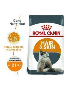 Comida para gatos Royal Canin Hair & Skin Care- Ciudaddemascotas