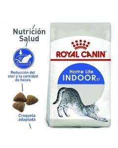 Comida para gatos Royal Canin Indoor Adulto - Ciudaddemascotas