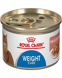Royal Canin Weight Care Wet Lata Para Gatos 0.15 Kg - Ciudaddemascotas.com