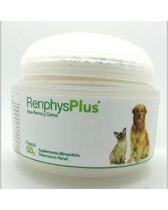 Renphys Plus Nutraceutico Renal Para Mascotas