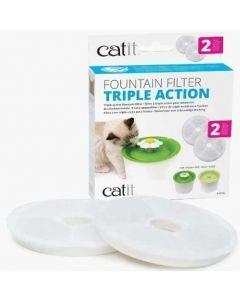 Catit Repuesto Filtro Fuente Senses 2.0 3Lts