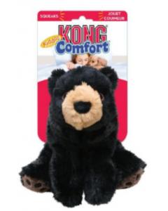 Peluches para perro Kong Peluche Comfort Oso-ciudaddemascotas.com