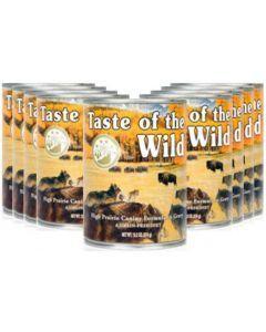 Taste of The Wild Lata High Prairie 380 gPague 9 lleve 10